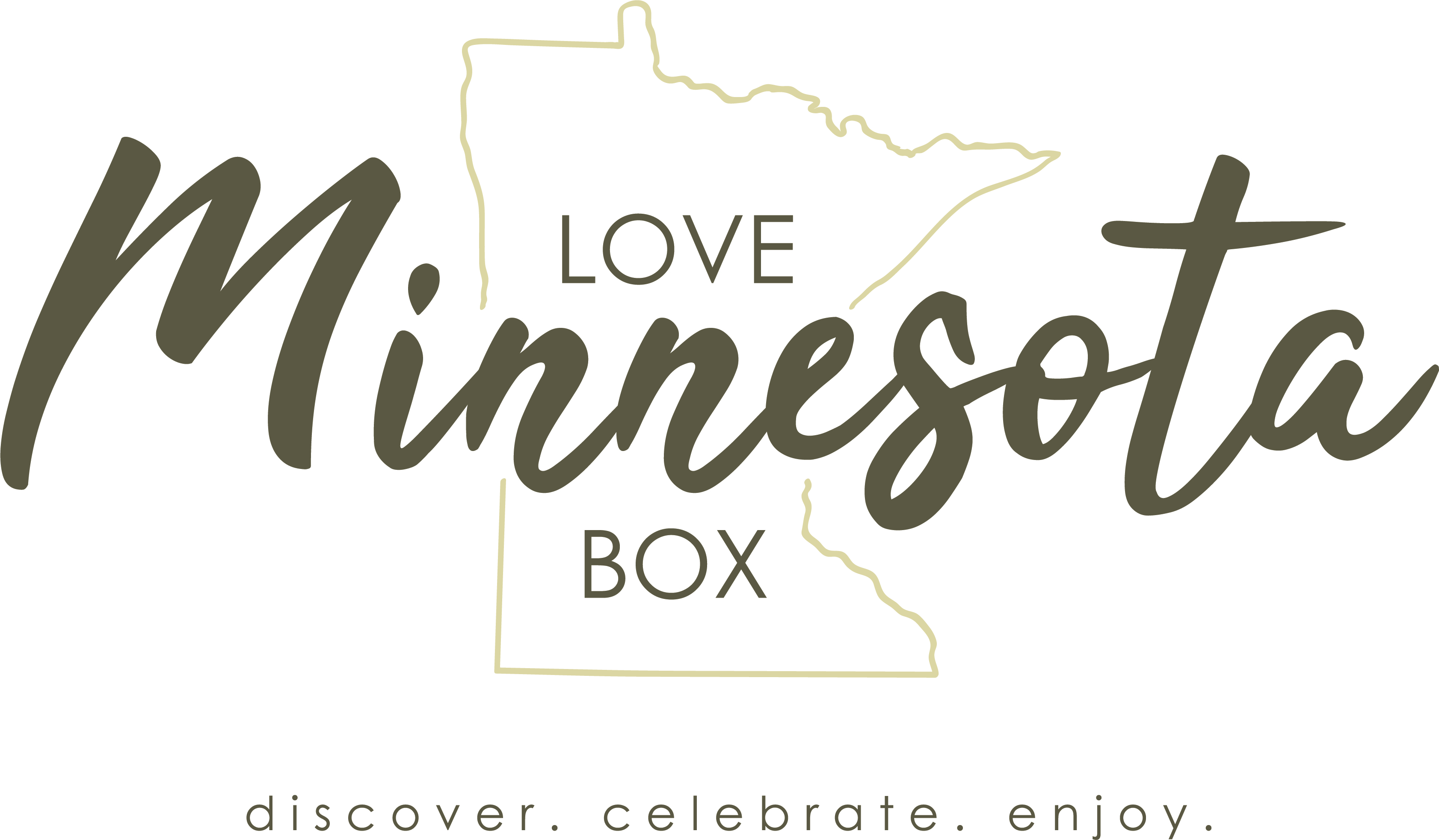 Love Minnesota Box