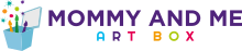 Mommy and Me Art Box